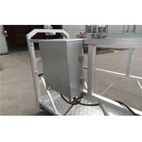 Wholesale Wire Folding Aluminum Platform / forklift work platform for cleaning from china suppliers