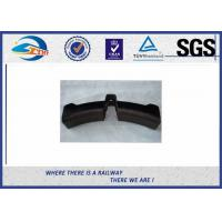 Wholesale Railway Friction Composite Brake Rail Pad / Brake Shoe For Heavy Duty Truck from china suppliers