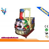 Wholesale 2 Seats Rocking Coin Operated Kiddie Rides , Rides For Kids FCC/SGS from china suppliers
