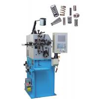 Wholesale Belleville Spring Manufacturing Machine , Coil Winding Machine Computer Controlled from china suppliers