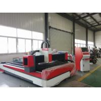 Wholesale Metal Fiber Laser Cutting Machine 3000mm * 1500mm Steel Laser Cutting Machine from china suppliers