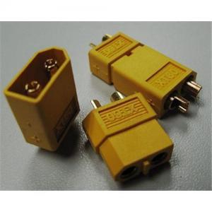 Buy cheap XT60/XT150/EC3/EC5/4.0mm square banana plug with housing.... from wholesalers