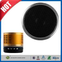 Wholesale Mini Bluetooth Wireless Speaker For Cell Phone / Ipod / Ipad / Computer from china suppliers