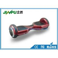 Quality 6.5 Inch Two Wheel Electric Self Balancing Scooter with Bluetooth Speaker / LED Light for sale