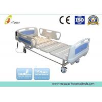 Wholesale Foldable Steel Hospital Electric Beds ABS Electric Nursing Bed With Two Function (ALS-E202) from china suppliers