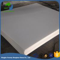 Wholesale High Density Polythene Hdpe Virgin Board Wear Abrasion Resistant Engineering Plastic Panel from china suppliers