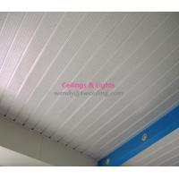 Wholesale Largest Length 6m Aluminum Decoration Strip Ceiling Tile G200 Groove Panels from china suppliers