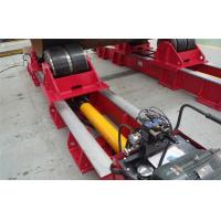 Wholesale Adjusted Bolt Pipe Welding Rotator Self - alignment , Tank Roller from china suppliers