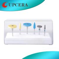 Wholesale UPCERA Dental Polishing Burs Diamond Zirconia Grinder 3000rounds - 6000rounds / min from china suppliers
