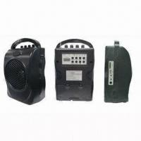 Wholesale Portable Wireless PA System with MP3 Remote Controller from china suppliers