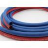 ISO 3821 Certified 5 / 16 Inch 100 M Rolls Grade R Twin Welding Rubber Hose