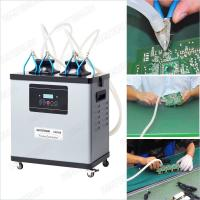 Wholesale 330W Industrial Fume Extractor / Low noise Cut Lead Extractor with Silicone tubes from china suppliers