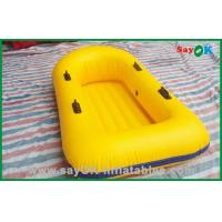 Wholesale Water Toys 0.7MM PVC Inflatable Boats Kids Lightweight Inflatable Boat from china suppliers