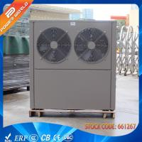 Wholesale Commercial Grey Air Source Heat Pumps with Danfoss Thermal Expansion Valve from china suppliers