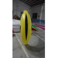 Wholesale 1.2m long Fruit Shaped Balloons , Digital Printing Inflatable Banana from china suppliers