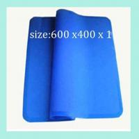 Wholesale non-stick silicone table mat ,waterproof silicone kitchen mat from china suppliers
