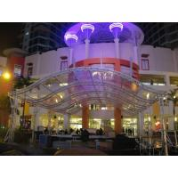 Quality Heavy Duty Aluminum Stage Truss System With PVC Material Tent , stage lighting truss for sale