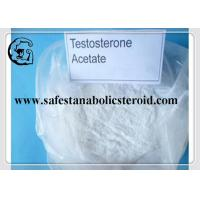 Wholesale 99.21% High Purity Testosterone Acetate Raw CAS 1045-69-8 Androgen Anabolic Steroids for Bodybuilding from china suppliers