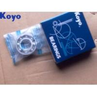 Wholesale Flanged Gcr15 RS KOYO Bearing 6208 , Deep Groove Ball Bearing from china suppliers