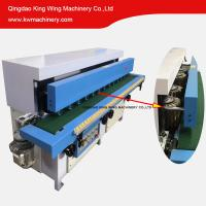Buy cheap KC4R-S edge sanding machine for wooden door edge brush sander from wholesalers