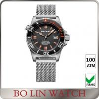 Quality Professional Waterproof Stainless Steel Dive Watches For Men High Super Luminous for sale