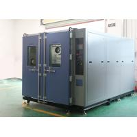 Wholesale Stainless Steel Environmental Test Chamber , Pharmaceutical Test Equipment Tecumseh Compressor from china suppliers