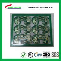 Quality Manufacturing Of Pcb Boards Pcb For Computer , 4l Fr4 It150 1.6mm Immersion Gold for sale