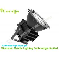 Wholesale 3000k Industrial 120w LED High Bay Lights Waterproof 107lm/w , Led High Bay Lamp from china suppliers