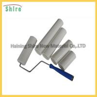 Wholesale Self Adhesive Clean Room Tacky Rollers , Portable Cleanroom Sticky Roller from china suppliers