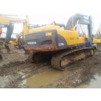 Wholesale Cheap price used good condition high quality Volvo 210BL crawler  excavator  for sale from china suppliers