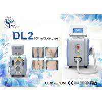 Wholesale Portable Permanent 808nm Diode Laser Hair Removal Machine 500 W 1-10hz from china suppliers