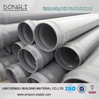 Quality PVC water pipe ISO Standard 315mm PVC PIPE for Water supply for sale
