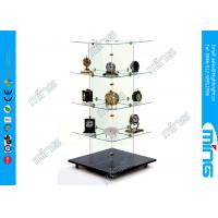 Wholesale ECO Elegant Square Glass Display Showcases with SGS Certificate from china suppliers