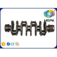 Wholesale 1005011-p301 Forged Steel Excavator Engine Crankshaft For 4HK1 Isuzu 8980292700 from china suppliers