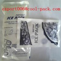 China instant cold ice pack for cold compress on sale