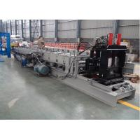 Full Automatic CZ Purlin Roll Forming Machine , Purlin Roll Former1.5-3.0mm Thickness