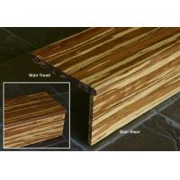Wholesale Tiger Strand Woven Bamboo Stair Tread And Riser from china suppliers