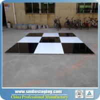 Buy cheap Multi-color dance floor,used dance floor for sale portable dance floor craigslist from wholesalers