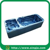 Wholesale Hot sale 6 meter acrylich swim spa hot tub from china suppliers