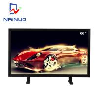 Wholesale 55'' HD Indoor Touch Screen LCD Monitor Wall Mount 60000hrs LIfetime from china suppliers