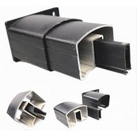 Buy cheap Aluminum profile wall welded bracket connectail to post or wall from wholesalers