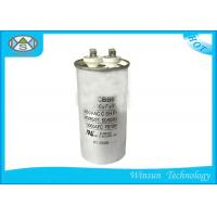 Wholesale High Current Metallized Polyester Film Capacitor CBB65 For Refrigerator / Air Conditioning from china suppliers