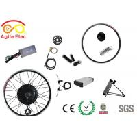 Quality Morden Two Wheel Motor Kit Electric Bicycle Parts 100 - 380 RPM for sale