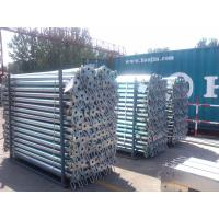 Wholesale 1600mm - 2900mm length painting formwork Adjustable Steel Props Slab shoring, steel prop from china suppliers