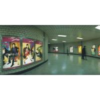 Wholesale 100-175mic Light Box Poster Printing In Bus Stop Advertising from china suppliers