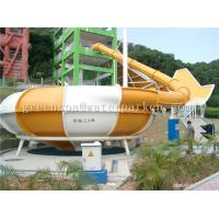 Wholesale Durable Giant Aqua Park Equipments Aqua Park / Water Park Fiberglass Water Slide from china suppliers