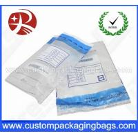 Wholesale Security Custom Packaging Bag Pockets Sequential Number For Mailing from china suppliers