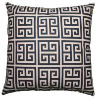 Wholesale Navy Blue Polyester / Fleece Pillow Cushion Covers Couch Throw Pillows Decorative Pillows from china suppliers