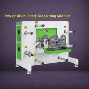 China Rotary Knife Foam Film Tape Die Converting Machine Rotary Label Die Cutting Machine on sale
