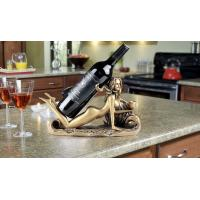 Wholesale Beautiful Mermaid Shaped Polyresin Sexy Wine Holder from china suppliers